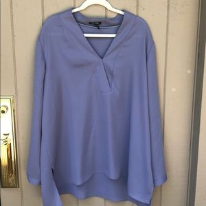 Grey Blue Tunic 2x (Nic + Zoe)